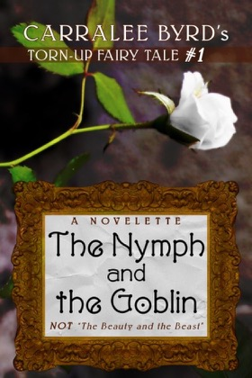 cover for The Nymph and the Goblin