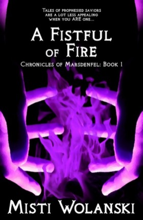 cover for A Fistful of Fire