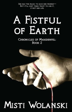 cover for A Fistful of Earth
