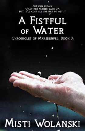 cover for A Fistful of Water