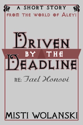 cover for Driven by the Deadline