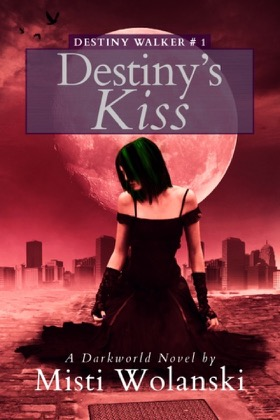 cover for Destiny's Kiss