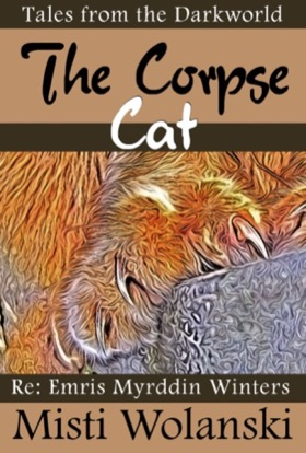 cover for The Corpse Cat